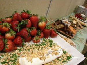 Chefs-Choice-Cheese-Display-with-Market-Fruit-and-Preserves-300x225 catering san diego wedding catering