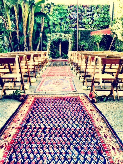 Persian-Aisle catering san diego wedding catering