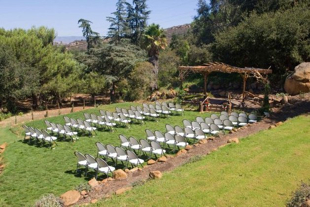 hidden-valley-retreat-and-spa catering san diego wedding catering