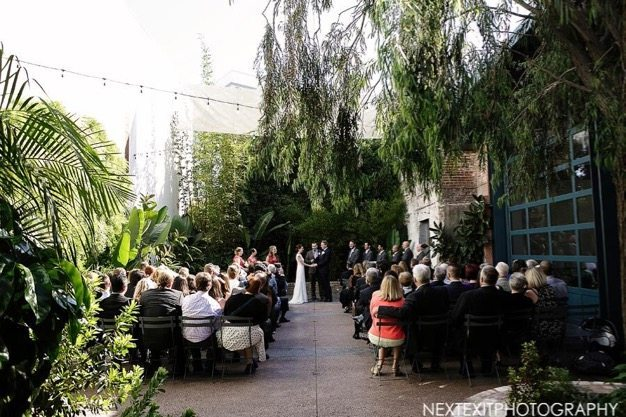Millwick-Wedding-Los-Angeles-wedding-venue-eco-catering-best-catering-LA-Wedding-photos-organic-green-wedding-cute-couple-13-of-15 catering san diego wedding catering