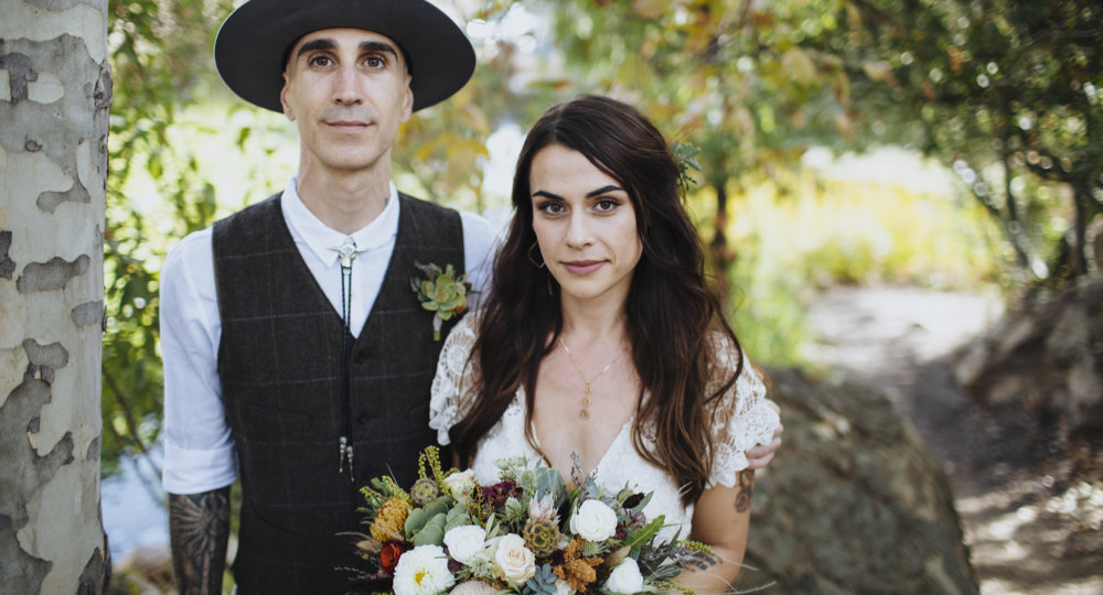 Wright Ranch Malibu wedding organic catering eco caters amazing cool hipster - 6 of 15