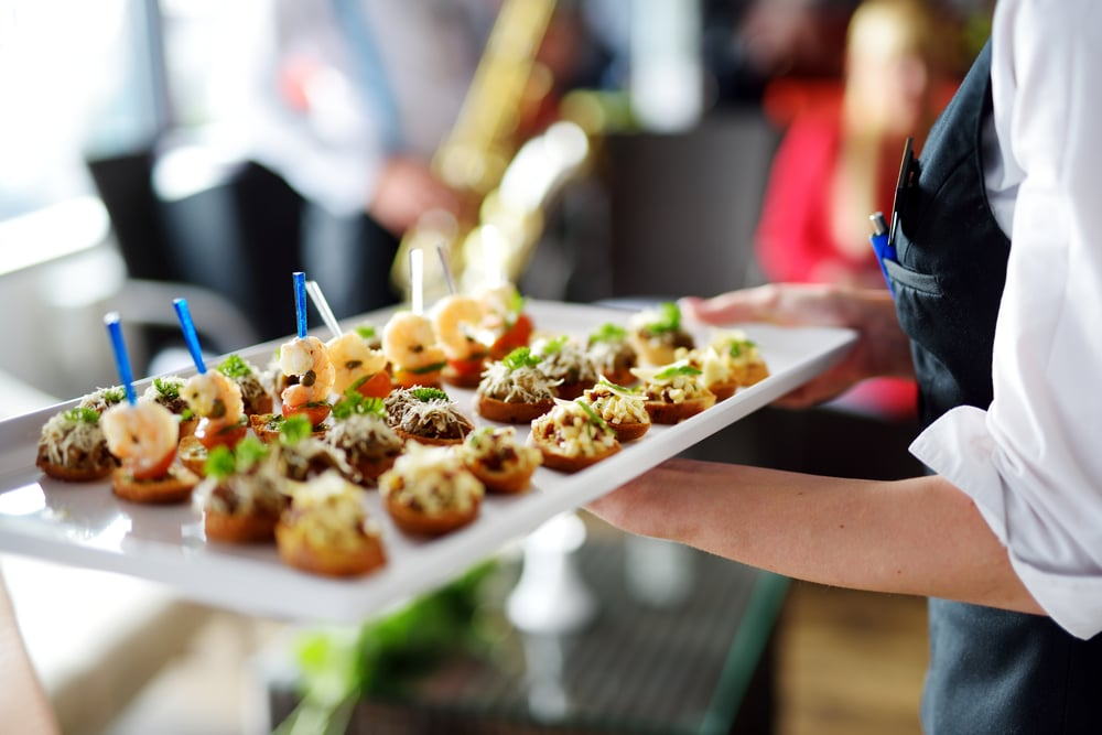LargePartyFood catering san diego wedding catering