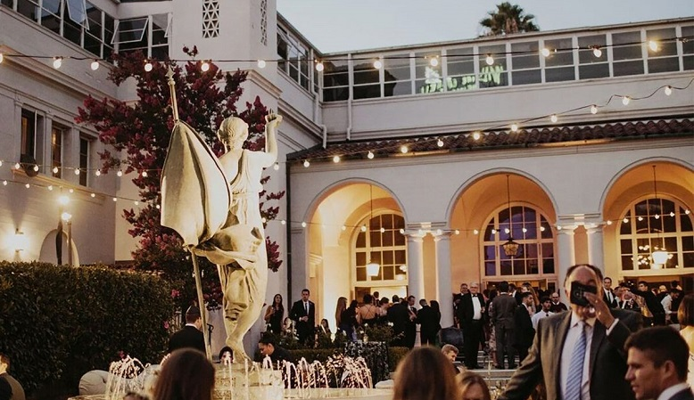 The-Ebell-of-LA catering san diego wedding catering