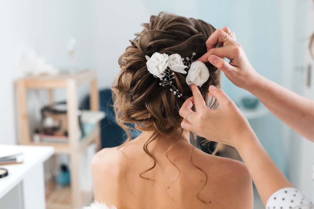 Wedding-hair-styling catering san diego wedding catering